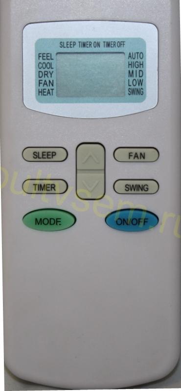 Пульт кондиционера описание инструкция по использованию.
