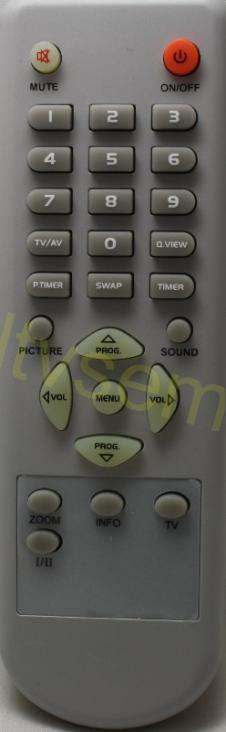 35009168, CAMERON RC-35, AKIRA 1402 пульт для телевизора CAMERON 21SL40 и других.