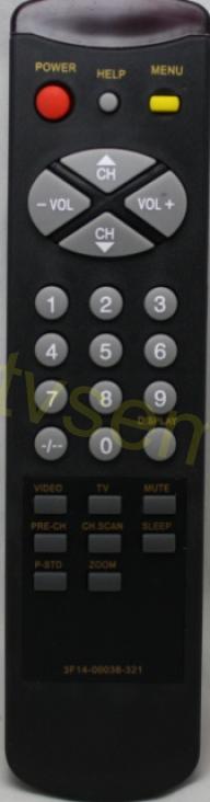 SAMSUNG телевизор CK-5341ZR.