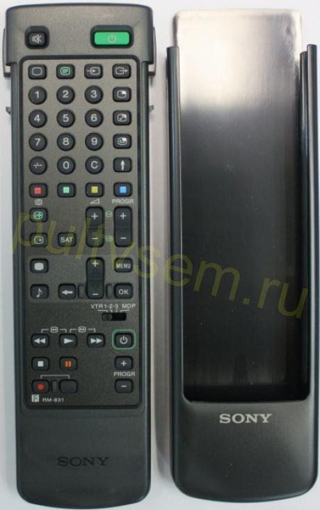 Инструкция Сони Rm 191A