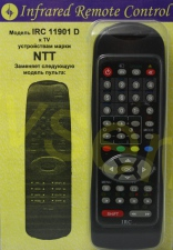 IRC-11901 D [NTT TV]