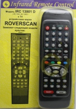 IRC-13901D  [ROVERSCAN TV]