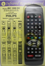IRC-1309D  [Philips TV, DVD]