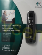 LOGITECH Professional Presenter R400